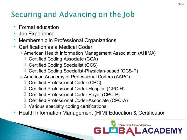 MEDICAL CODING FOR HEALTH PROFESSIONALS
