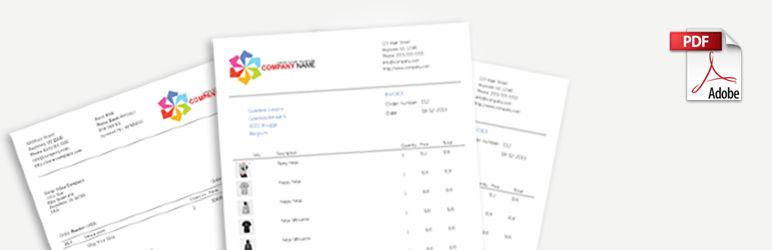 WooCommerce PDF Invoices & Packing Slips — WordPress Plugins
