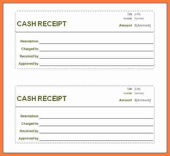 10+ blank receipt template | Marital Settlements Information