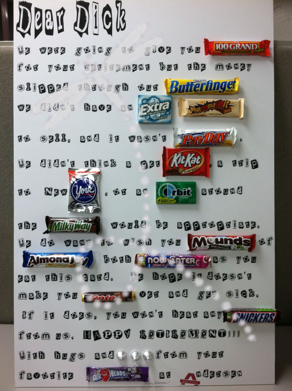 Wedding Gift Ideas For Female Coworker : 1000+ images about Retirement Party Ideas on Pinterest Retirement ...