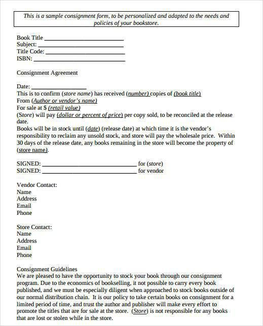9 Agreement Definition Welder Resume 87 [Template.billybullock.us ]  Consignment Agreement Definition
