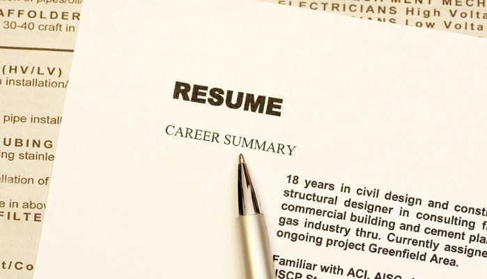 How To Make Sure Your Personality Shines In Your Resume | Molly ...