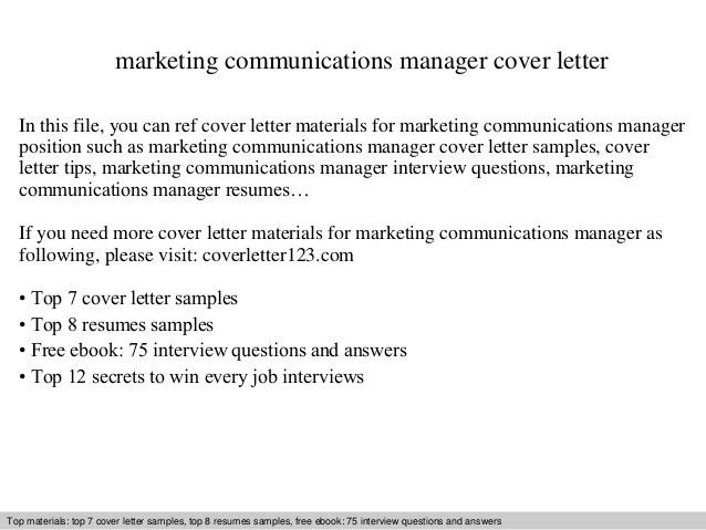 marketing letters how to write them how to use them cmr. cando ...
