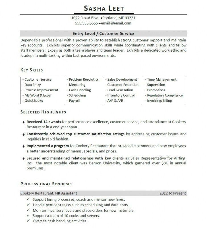 Communication Skills Examples For Resume. Resume Job | Resume Cv ...