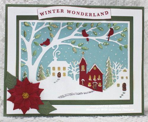 137 best Scene Cards images on Pinterest | Cards, Handmade cards ...