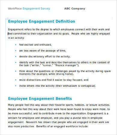 Comparison Survey Template - 9+ Free Word, PDF Documents Download ...