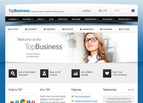 Community WordPress Themes