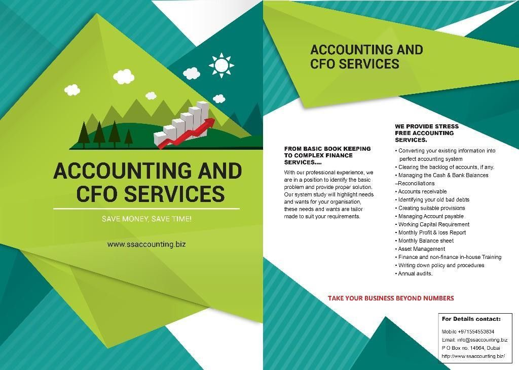Accounting Services - Outsourced, Dubai