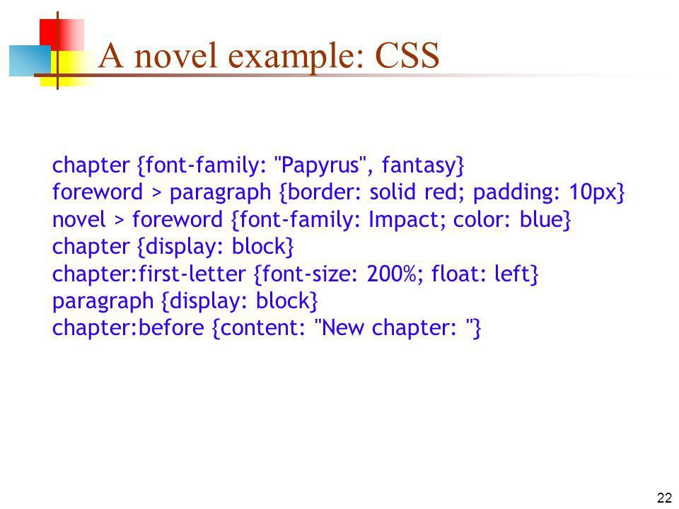 First CSS Lecture Applications to HTML - ppt download