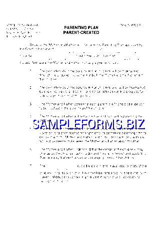 Nebraska Divorce Papers templates & samples forms
