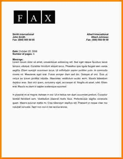 9+ example of fax cover sheet | nypd resume