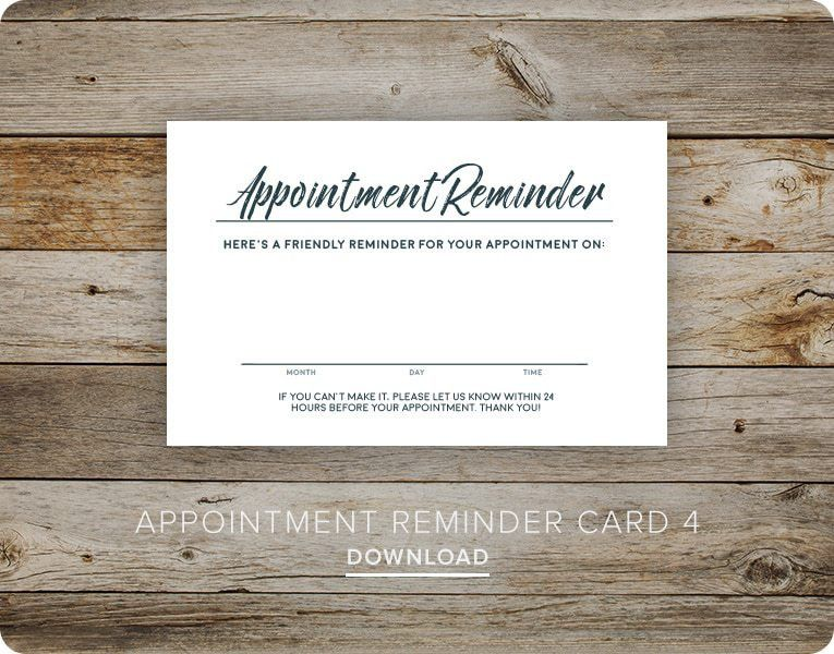 Appointment Reminder Templates For Every Touchpoint | Weave