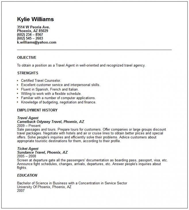 9 Booking Agent Resume Resume talent agent assistant resume ...