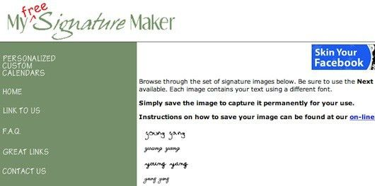 Best 5 Free Online Signature Makers