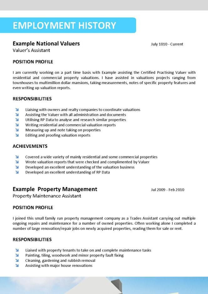 Real Estate Agent Resume. Real Estate Broker Cover Letter Real ...