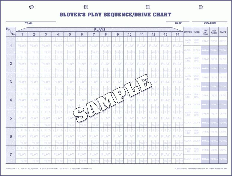 double wing play call sheet   Football Playbook Sheets   football ...