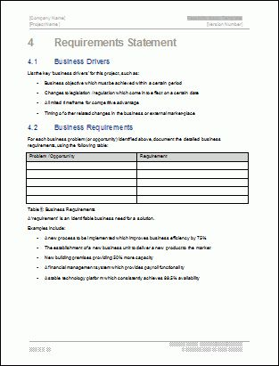 Feasibility Study Template. Trade Business Model Feasibility Study ...