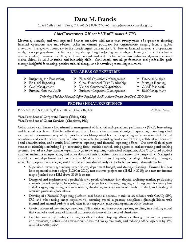 Download Chief Project Engineer Sample Resume ...