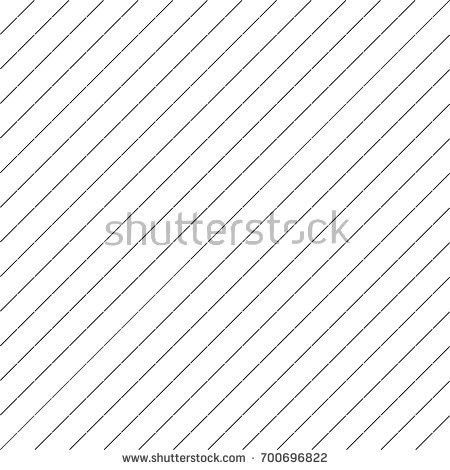 Diagonal Thin Black Lines Abstract On Stock Vector 700409548 ...