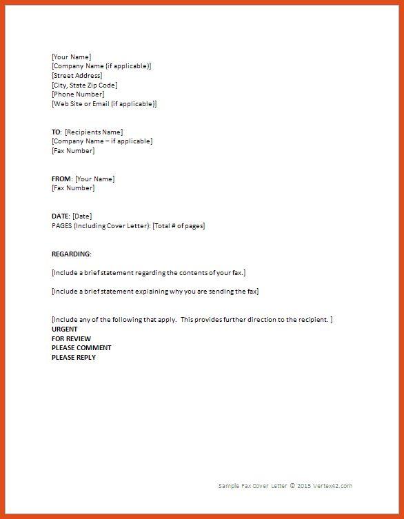 basic cover letter format | moa format