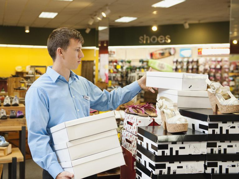 Retail Stockroom Inventory Job Description