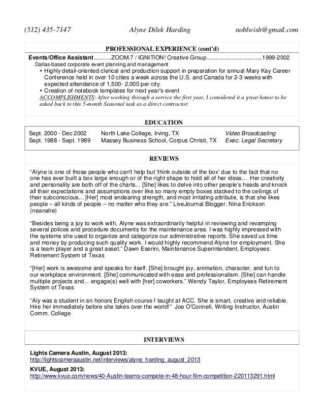 Detailed Resume | haadyaooverbayresort.com
