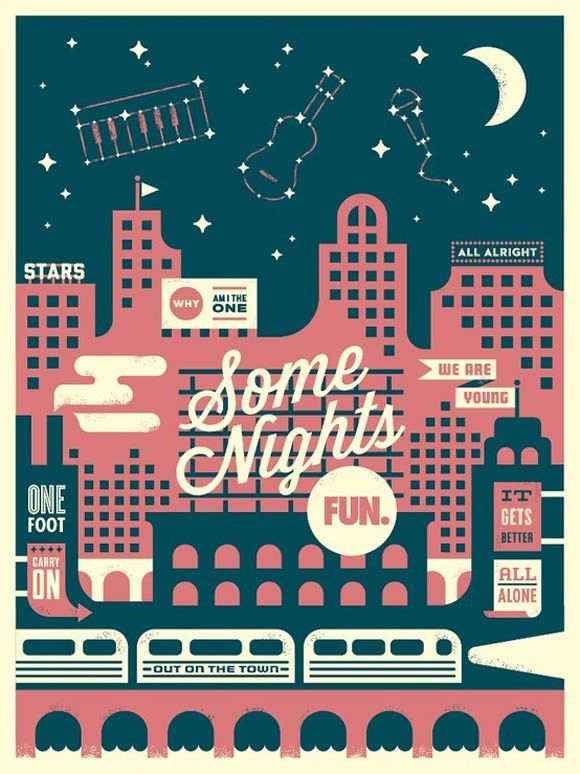 99 Amazing Gig Posters « Indieground Graphic Design Blog & Flyer ...