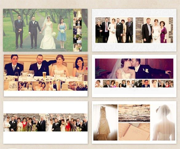 Wedding Album Design Template - 57+ Free PSD, InDesign Format ...