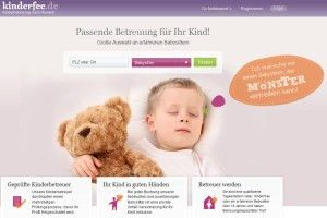 Gigaom | Kinderfee's online babysitting service scores funding