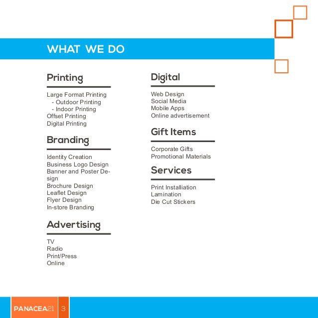 Panacea21 - Company Profile