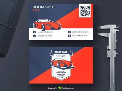 Free Business Cards Creative FREE Business Card Templates ...