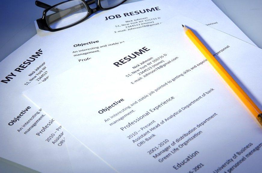 Resume Update | haadyaooverbayresort.com