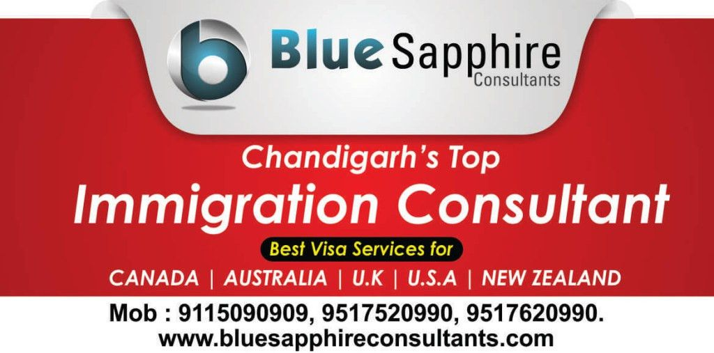 Top 10 Immigration Consultants in Chandigarh | Exclusive List ...