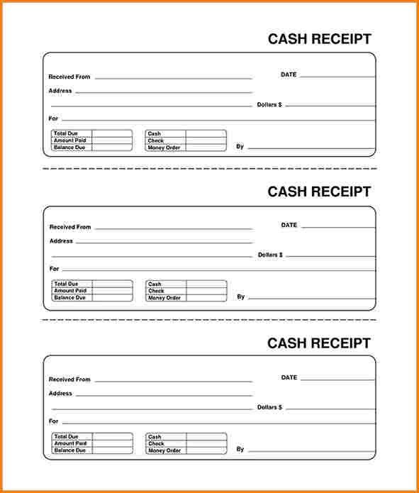 9+ blank receipt form | wedding spreadsheet