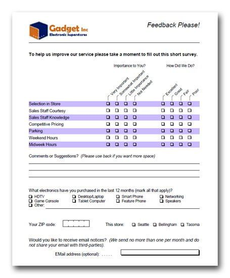 Questionnaire Survey Software - SurveyPro