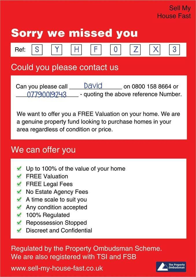 Sell My House Fast | Financial Services in Coventry, Warwickshire ...