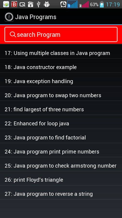 Java Program Example - Android Apps on Google Play