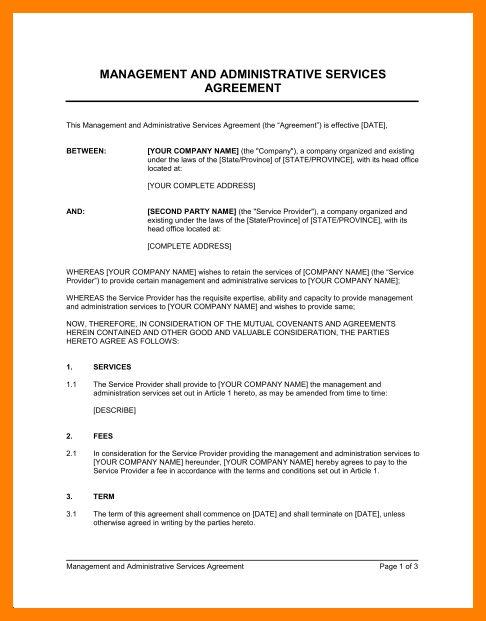 10+ service contract template canada | commerce invoice