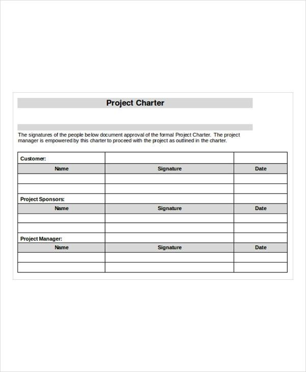 13+ Project Templates - Free Sample, Example, Format | Free ...