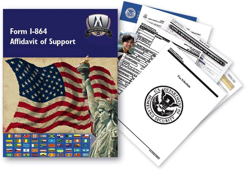 Affidavit of Support & FAQs for Immigration Cases