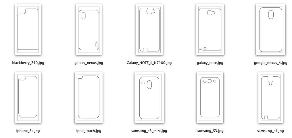 sublimation case iphone 5c 5s blackbery nexus - photo mug ...