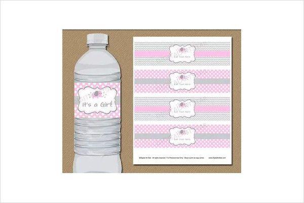 42+ Bottle Label Templates   Free & Premium Templates