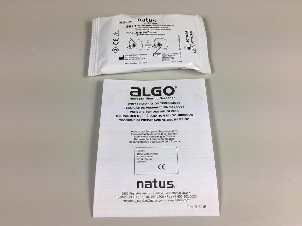 Natus Algo Newborn Hearing Screener 011445 | eBay
