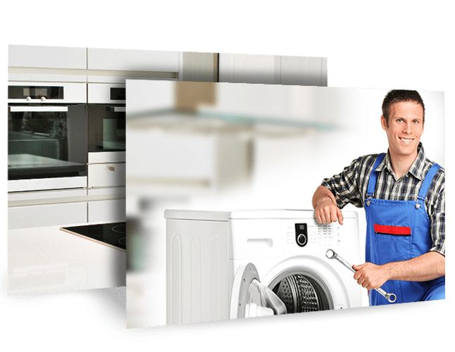 Kitchen Aid Appliance Repairs by Lakes Service