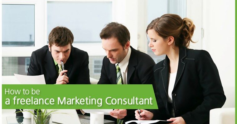 How to be a Freelance Marketing Consultant - Careerlancer