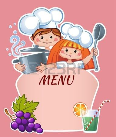 Kids Menu Template Royalty Free Cliparts, Vectors, And Stock ...