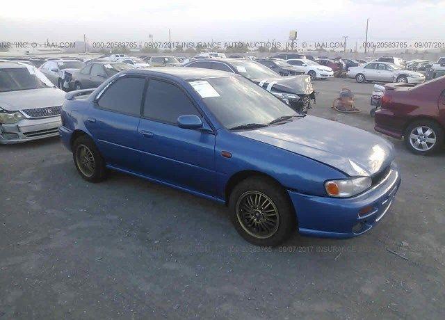 JF1GPAL61E8294930, Bill Of Sale white Subaru Impreza at TUKWILA ...