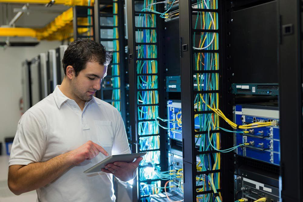 Server Migrations & Network Solutions in Washington DC | BEI