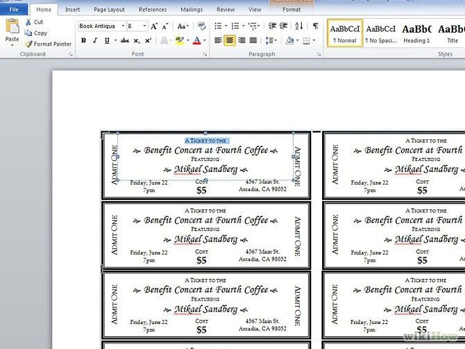 9 Best Images of Microsoft Word Ticket Template Printable ...