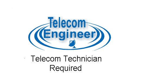Jobs In U.A.E And Dubai Telecom Technician Required